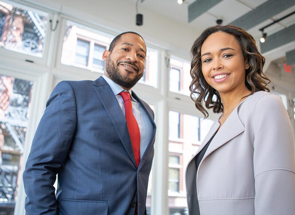 dois empresários